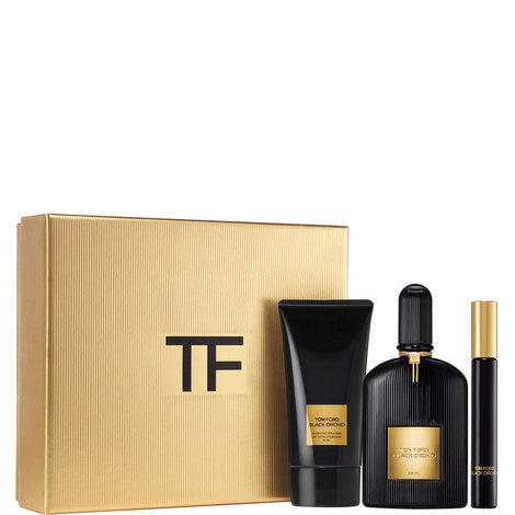 Tom Ford Black Orchid perfume gift idea Christmas SassieDoll Blog