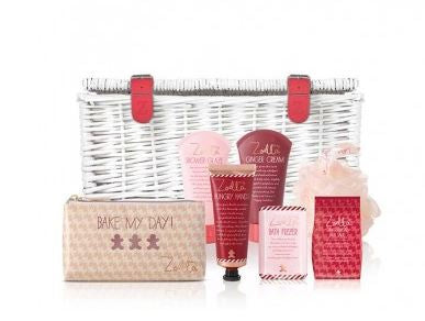 Zoella pamper hamper beauty gift set Christmas sassiedoll blog
