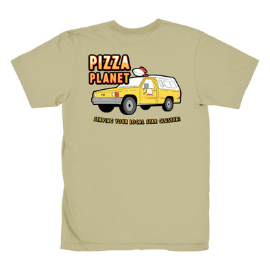 Pizza Planet Tee Bundle