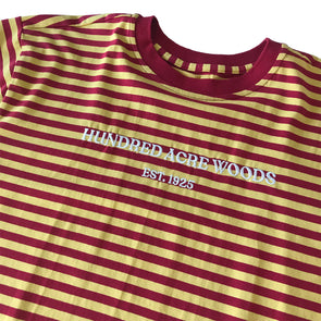 Winnie the Pooh Striped Tee *Pre-Order