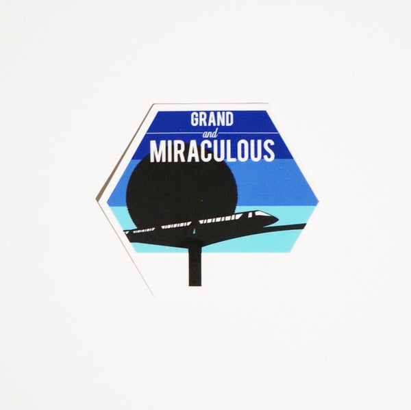 Grand & Miraculous Sticker