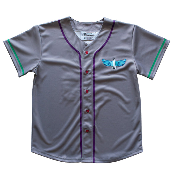 Baseball Jersey - Space Rangers