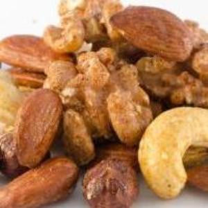 Nuts Mixed Roasted Organic