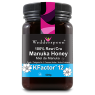 12+ Manuka Honey, 100% Raw, 500g