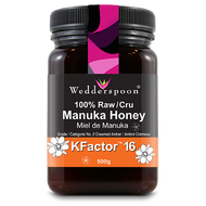 16+ Manuka Honey, 100% Raw, 500g