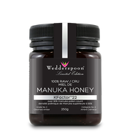 22 Manuka Honey 90, 100% Raw, 250g
