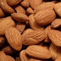 Almonds Roasted Not-Salted European Organic
