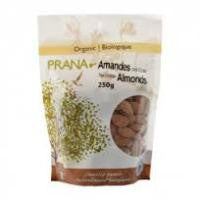Almonds Raw European Organic 6x250g