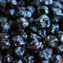 Blueberries Sugar Organic