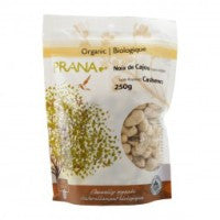Cashews Raw Organic 6x250g