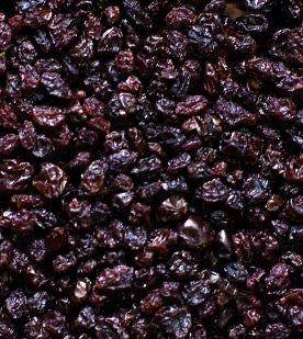 Currants Zante Raisins Organic
