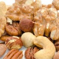 Mixed Nuts Roasted and Not-Salted Organic
