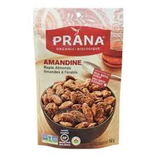 Amandine, Maple Almonds Organic 8x150g