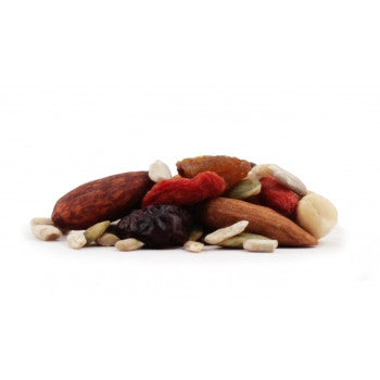 Annapurna, Almonds-Goji-Cranberry Trail Mix Organic 5 Kg