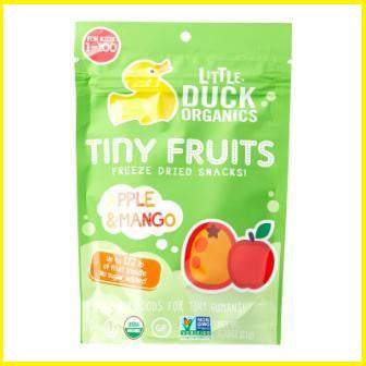 Apple Mango Tiny Fruits  Organic 21g (6 in a case)