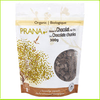 Chocolate Chips Dark (70%) Organic 6x300g
