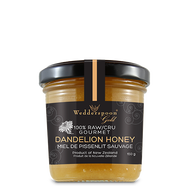 Dandelion Honey, 100% Raw, 150g