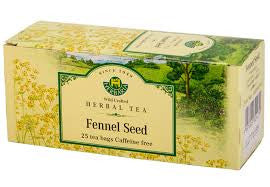 Fennel Tea Wild-Crafted Herbaria 25 tb, 37.5 g