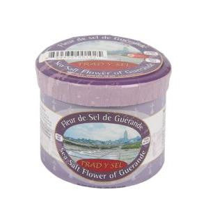 Sea salt Fleur de Sel, Guérande 125g (12 in case)