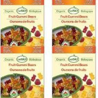 Fruit Bears Gummies Organic 10x75g