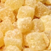 Ginger Crystallized Organic