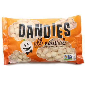 Vegan Marshmallows Pumpkin, Dandies