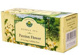 Passion Flower Tea Herbaria 25 tb, net weight 25 g (10 in case)