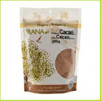 Cacao Powder Raw Organic 6x200g