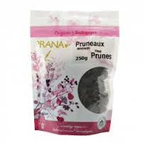 Prunes Pitted Organic 6x250g