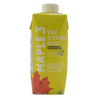Maple Water Lemon and Lime 330 ml Organic