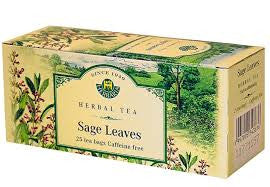Sage Leaves Tea Herbaria 25 tb, 25 g