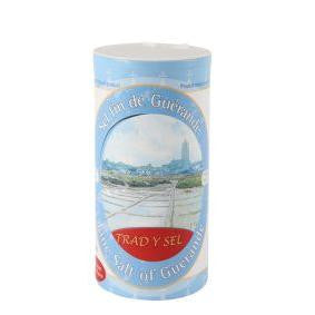 Fine Sea Salt in Shaker, Guérande 250g (18 in case)