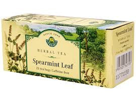 Spearmint Tea Herbaria 25 tb,  37.5 g