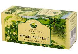 Stinging Nettle Leaf Tea Wild-Crafted Herbaria 25 tb,  25 g
