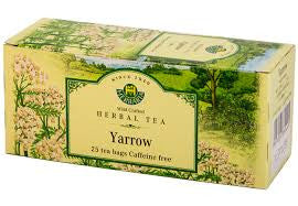 Yarrow Tea Wild-Crafted Herbaria 25 tb, 30 g