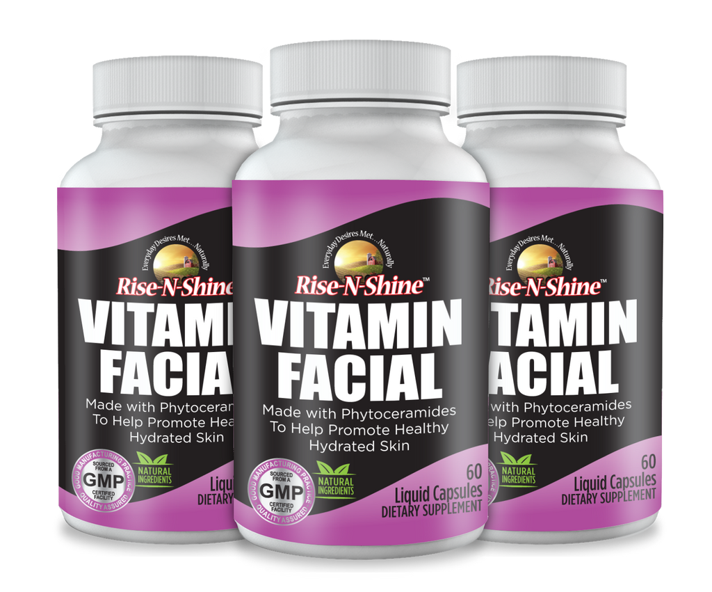 Vitamin Facial With Phytoceramides 30 Count