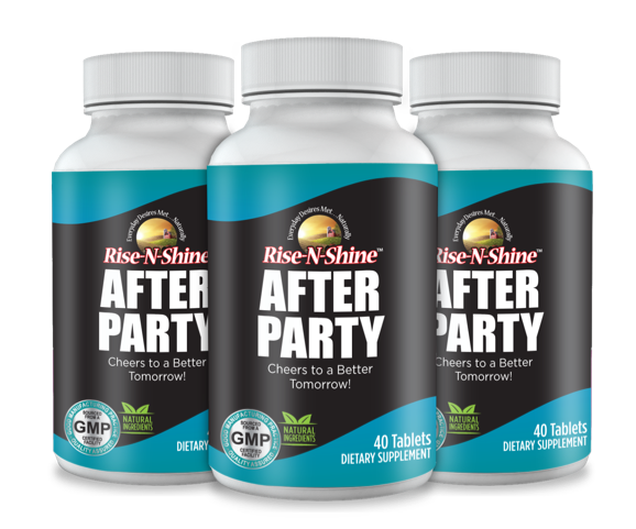After Party Hangover Support Supplement