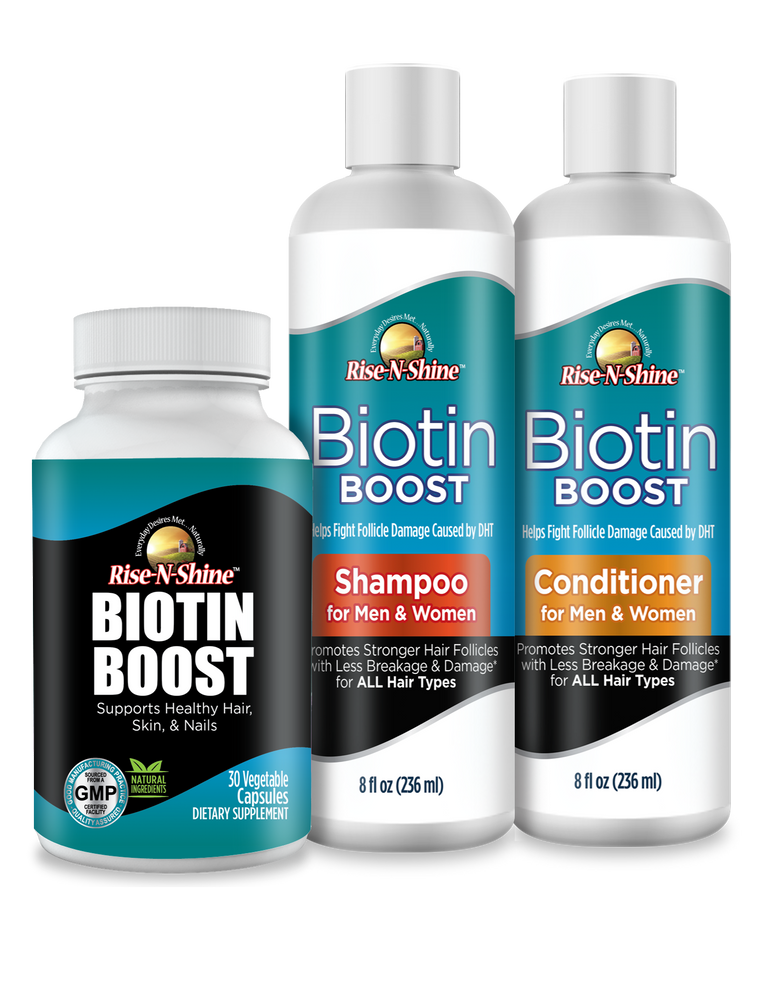 Biotin Boost 30 Day Starter Set
