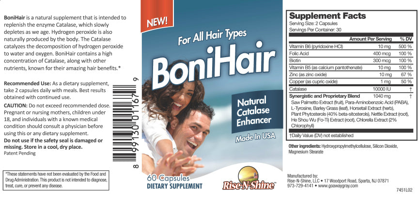 Bonihair boni hair label