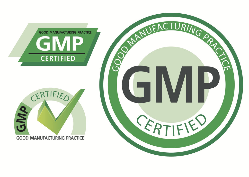 Complexion Complex is manufactured in GMP certified facilities.  GMP Certified. Good Manufacturing Process.