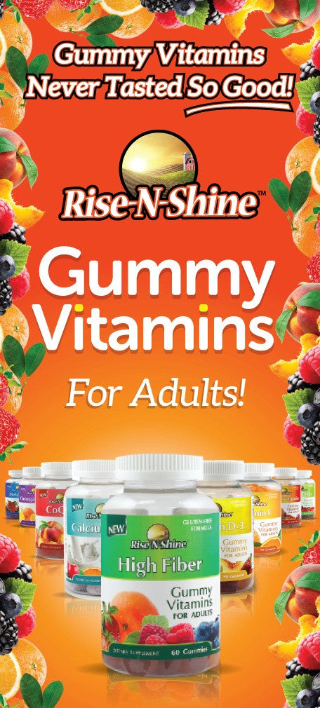Gummy Multi-Vitamins