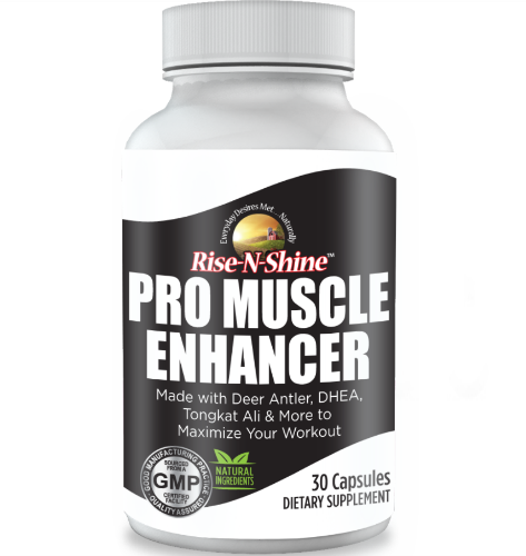 Pro Muscle Enhancer