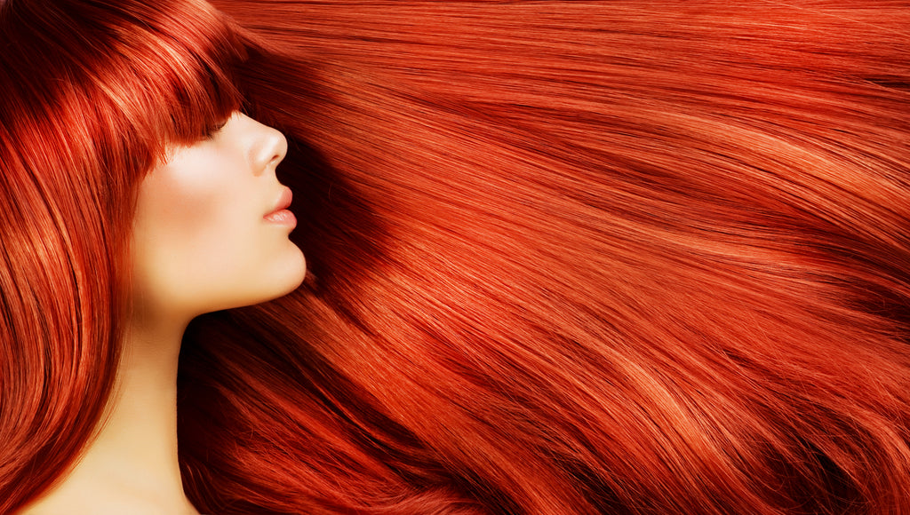 Color Booster Red Shampoo