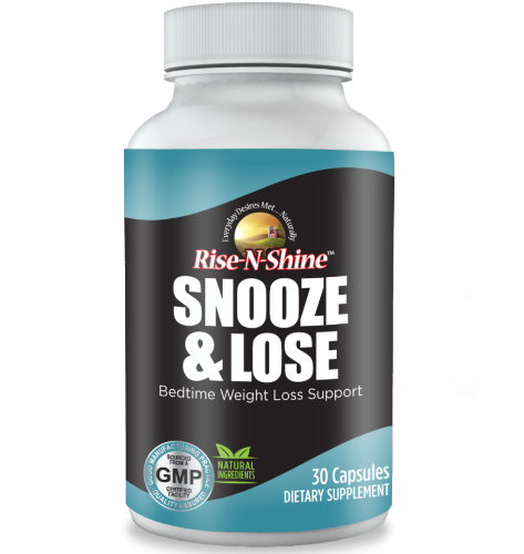 Snooze & Lose - Bedtime Weight Loss Support