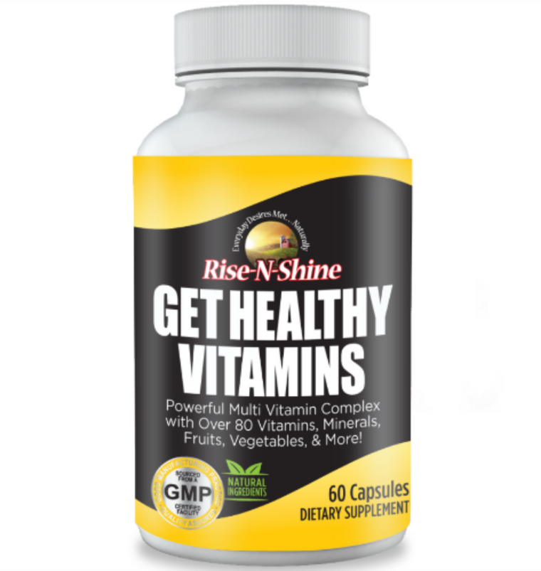 Get Healthy Multi Vitamins