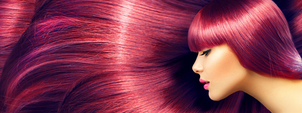 Color My Gray Red Shampoo for all shades of RED Hair