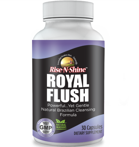 Royal Flush - Natural Brazilian Cleansing Formula
