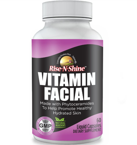 Vitamin Facial With Phytoceramides