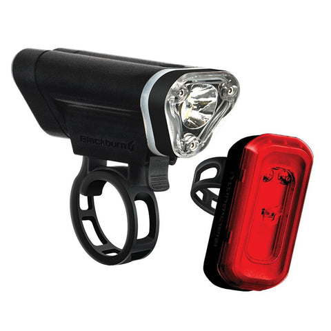 Blackburn Local 50/ 10 Light Set Black
