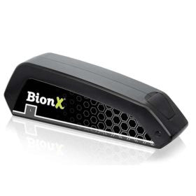 BionX 48V x 6.6Ah DT battery black for DL system (Type 3 docking) - Ebikesupply